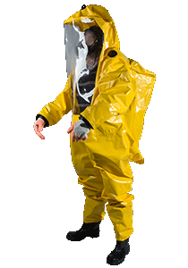 Chem 100 Splash Suit