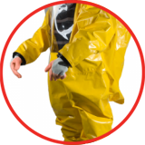 Protective clothing Splash suits