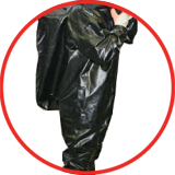 Protective clothing Manure cellar suit