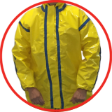 Protective clothing Limited life use / disposable