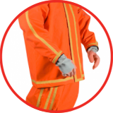 Protective clothing Chemical workwear