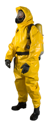 Chem 300 Splash Suit