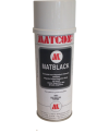 Matblack (black magnetic ink test) in aerosol